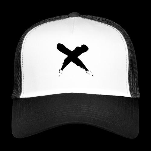 x - Trucker Cap