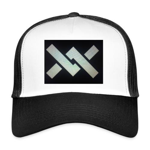 Original Movement Mens black t-shirt - Trucker Cap