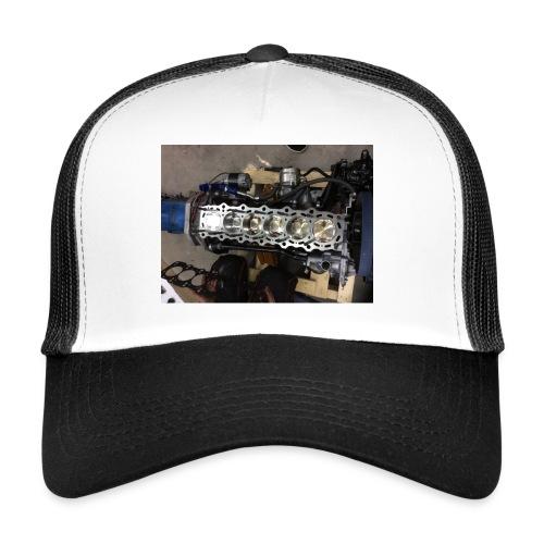Motor tröja - Trucker Cap