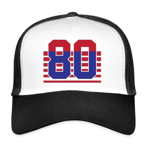 80 Stripes - Trucker Cap