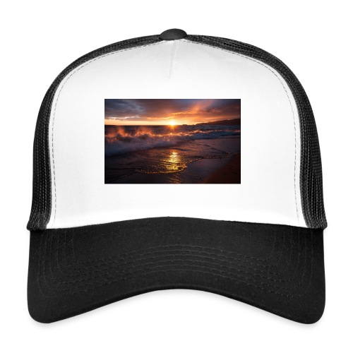 Magic sunset - Gorra de camionero
