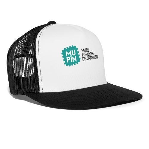 Logo Mupin con scritta - Trucker Cap