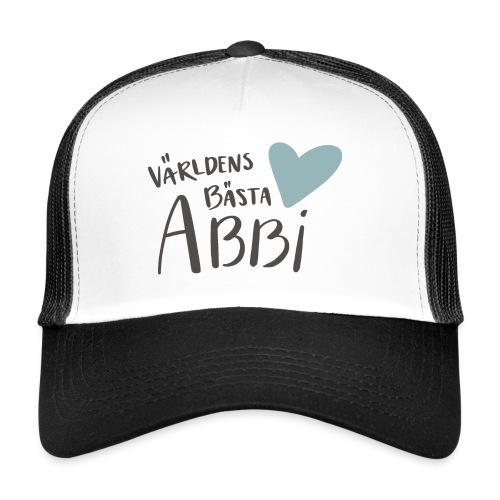 Världens bästa Abbi - Trucker Cap