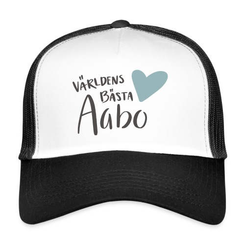 Världens bästa Aabo - Trucker Cap