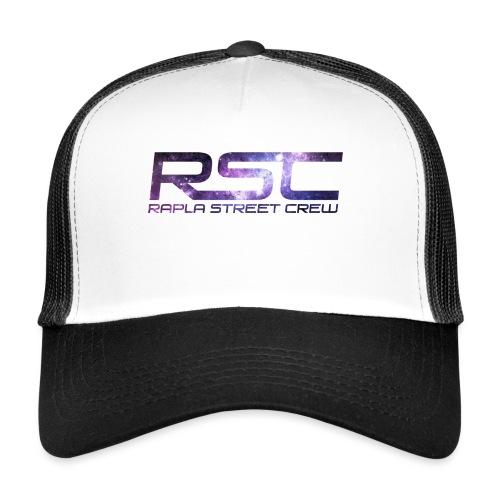Rapla Street Crew Logo Galaxy - Trucker Cap
