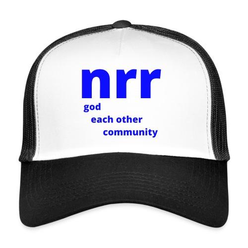 NEARER logo - Trucker Cap