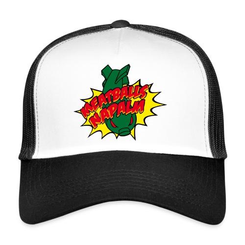 Meatballs logo - Trucker Cap