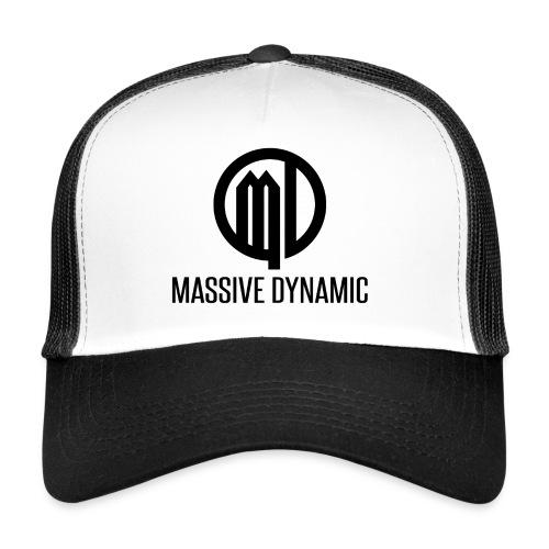 Massive Dynamic Schwarz - Trucker Cap