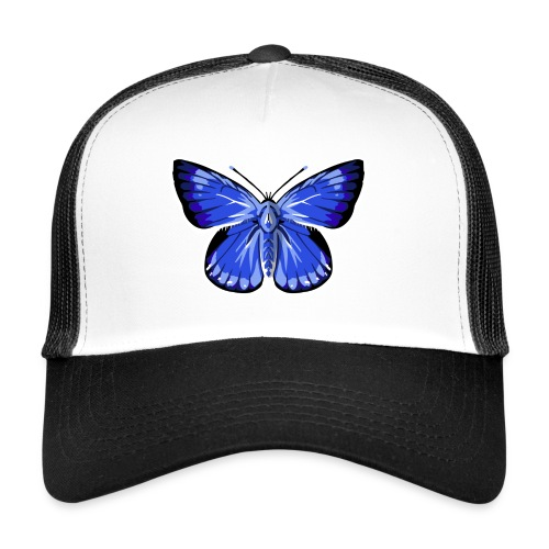 vlinder2_d - Trucker Cap
