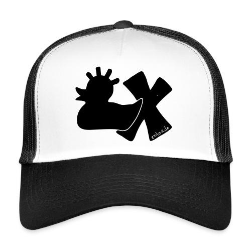PunkEnte mit X v3.3 - Trucker Cap