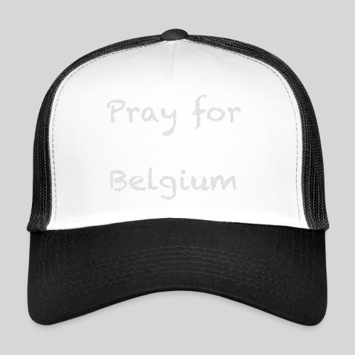 Pray for Belgium - Trucker Cap