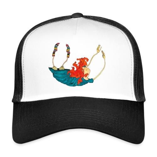 Frit fald - Trucker Cap