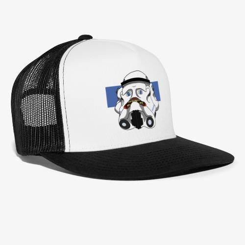 The Look of Concern - Trucker Cap