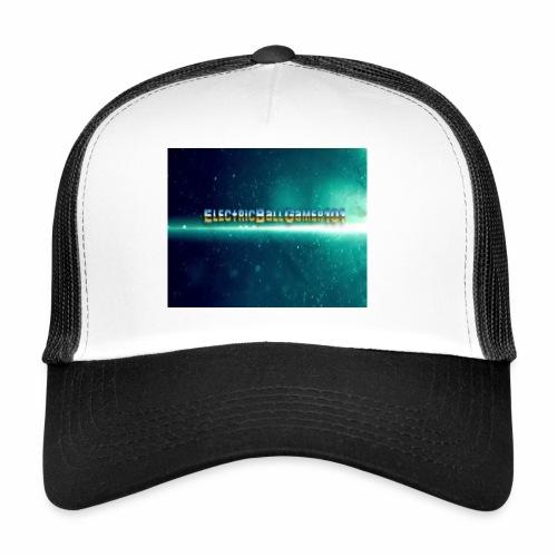 space Name! - Trucker Cap