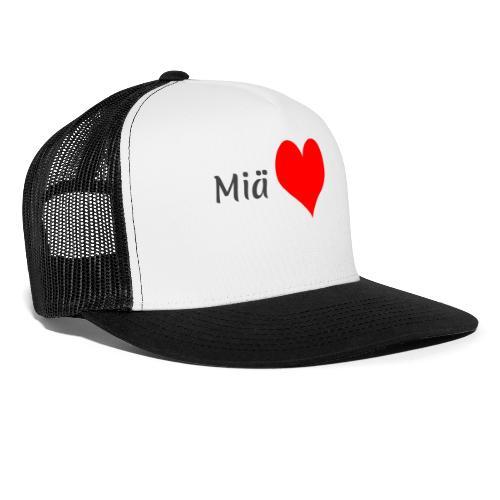 Miä sydän - Trucker Cap