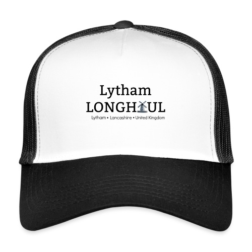 Lytham Longhaul Classic Logo - Trucker Cap