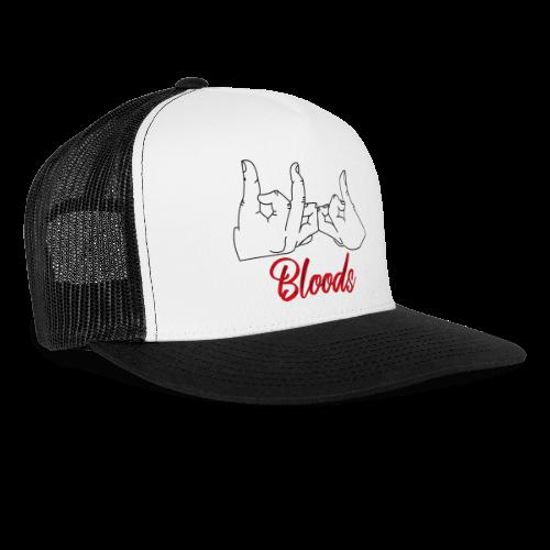 Bloods - Trucker Cap