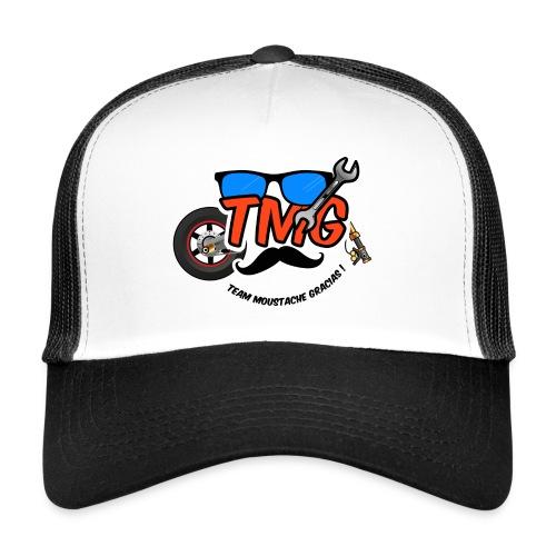 Logo TMG lunette - Trucker Cap