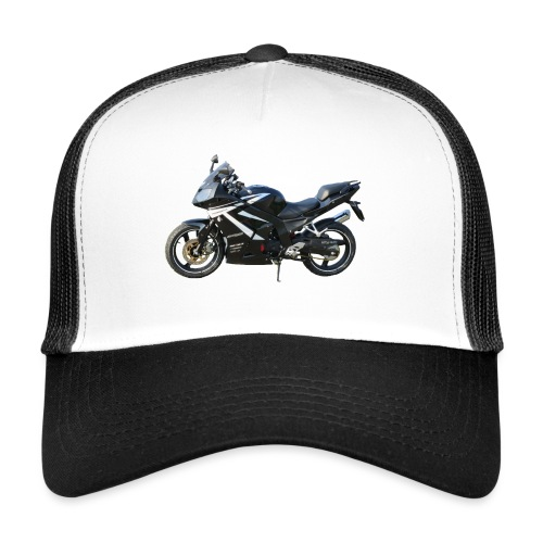 snm daelim roadwin r side png - Trucker Cap