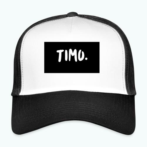 Ontwerp - Trucker Cap