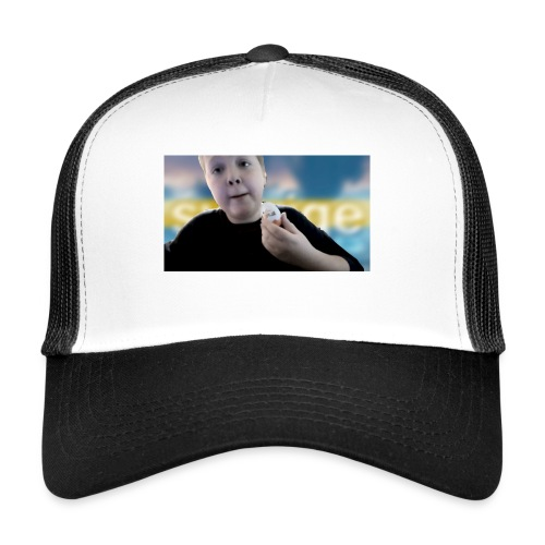Arvid the king - Trucker Cap