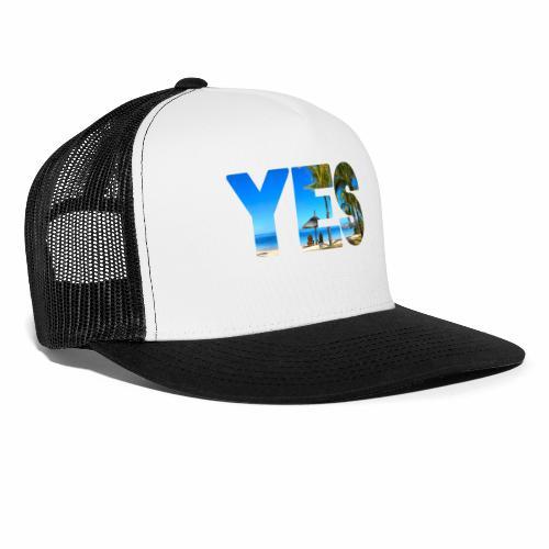 Karibik Urlaub - Trucker Cap
