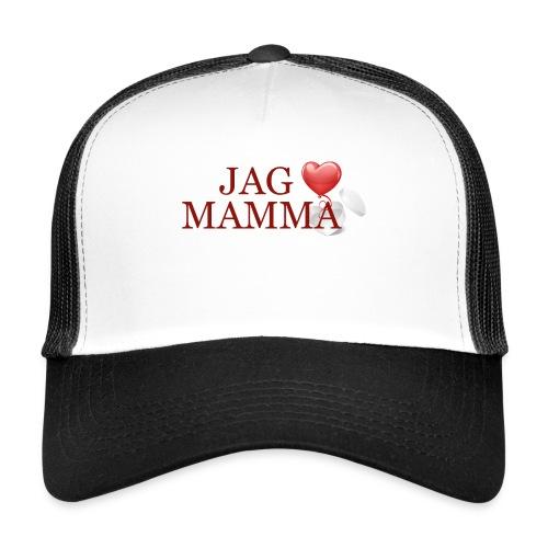Jag älskar mamma - Trucker Cap