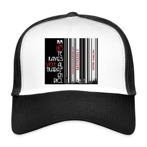 041 Hacer las paces - Gorra de camionero