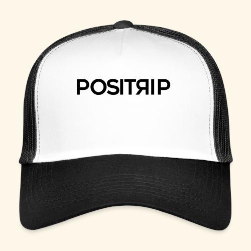 Positrip logo - Trucker Cap