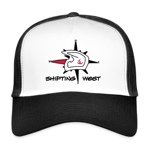 Shifting West Logo vector - Trucker Cap
