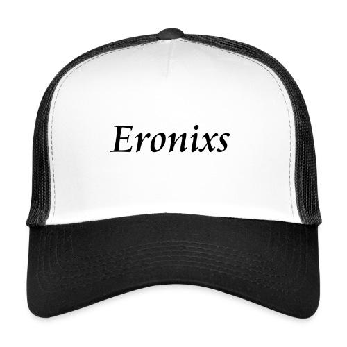 Eronixs Black Cap - Trucker Cap
