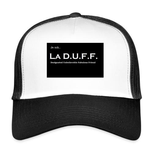 Je Suis... La D.U.F.F. - Trucker Cap
