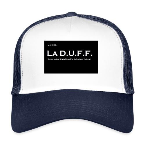 Je Suis La D.U.F.F. Shirt female - Trucker Cap