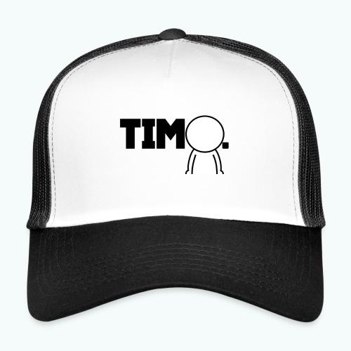 Design met ventje - Trucker Cap