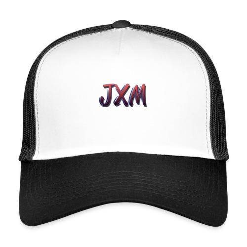 JXM Logo - Trucker Cap
