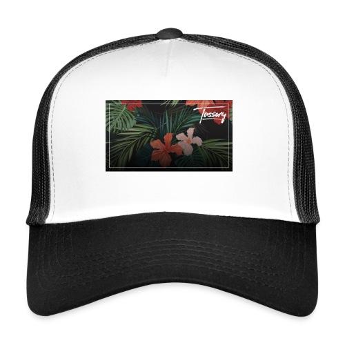 Tassony flowers - bag - Trucker Cap