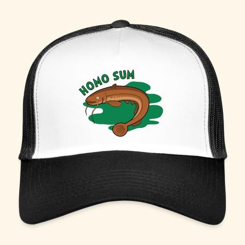 Homo sum ;) - Trucker Cap