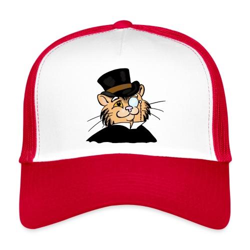 Gatto nonno - Trucker Cap