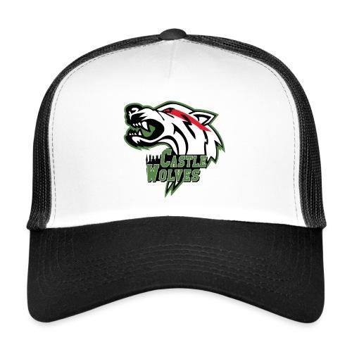 CastleWolves_Logo - Trucker Cap