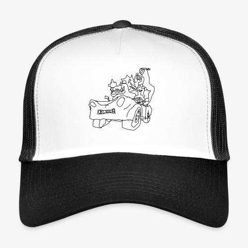 gova dinos - Trucker Cap