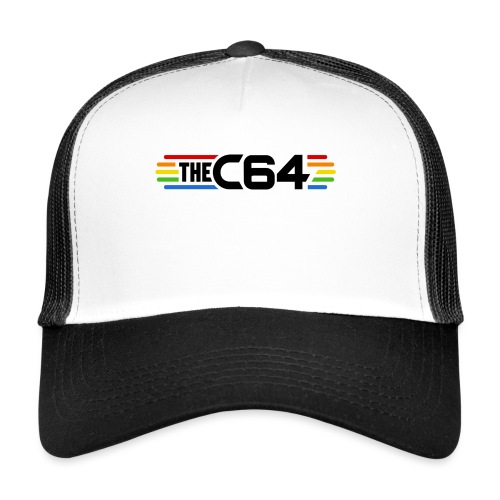 THEC64 Brand Light - Trucker Cap
