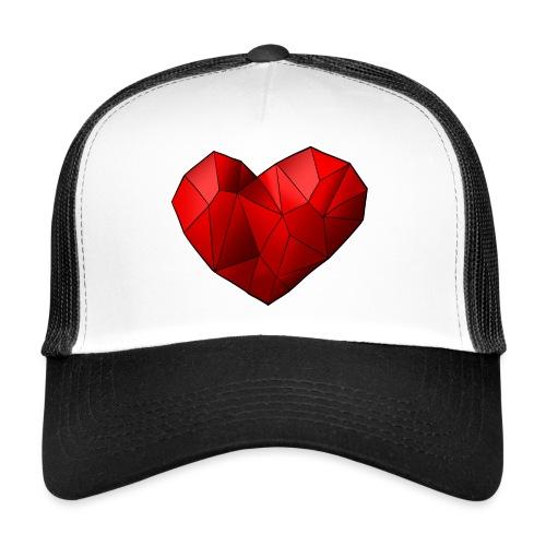 Heartart - Trucker Cap