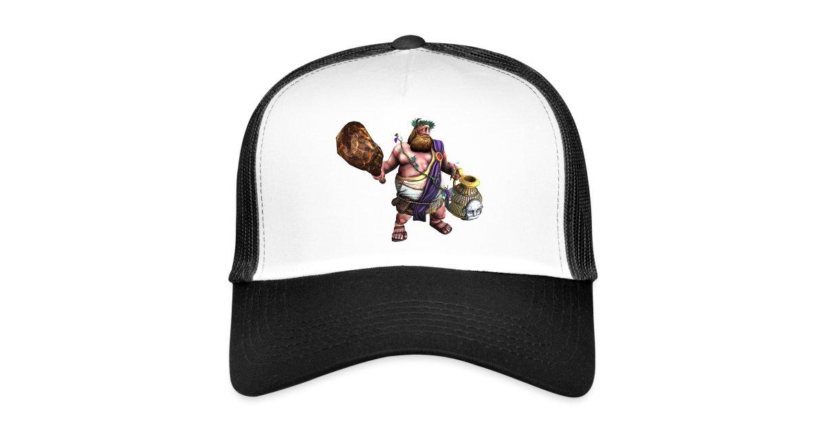 5 Colors Cool Smite Trucker Cap Baseball Hat