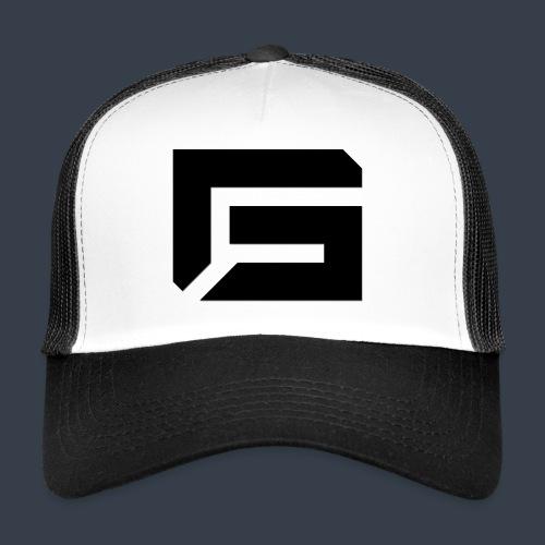 G Logo Black - Trucker Cap