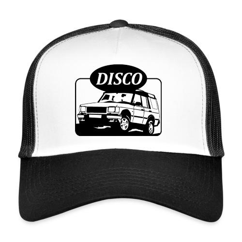 landroverdisco01dblack - Trucker Cap