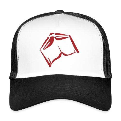 book - Trucker Cap