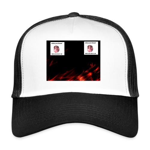 1k - Trucker Cap