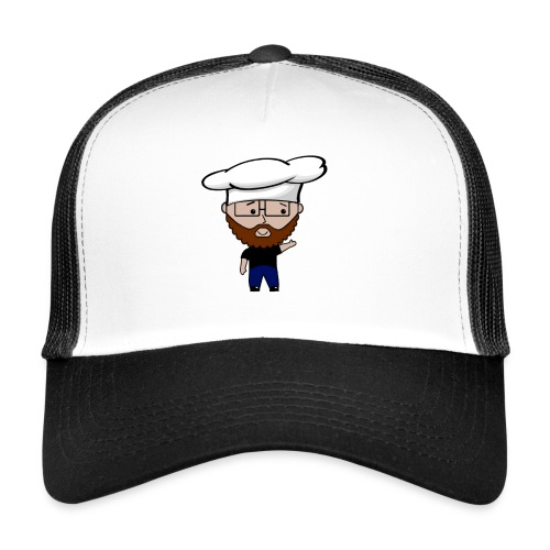Chef Radgie - Trucker Cap