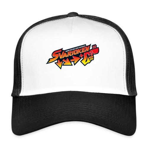 Spilla Svarioken. - Trucker Cap