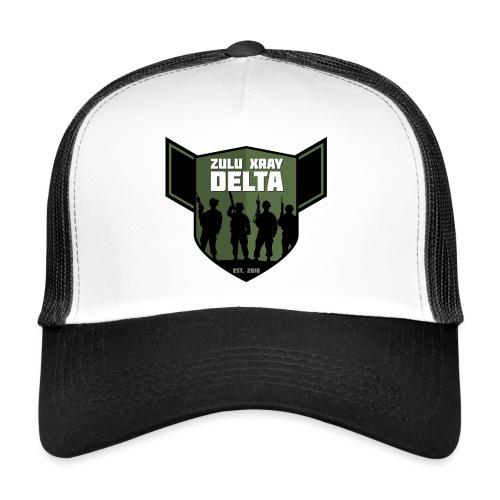 Zulu X-Ray Delta Logo - Trucker Cap
